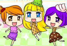Ice Cream Shoppe Match