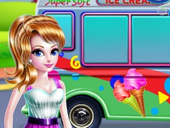 Ice Cream Truck Car Wash