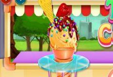 Ice Cream Truck Cooking