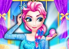 Ice Queen Make Up Salon