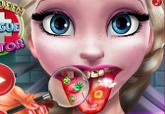 Ice Queen Tongue Doctor