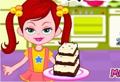 Iced Brownie Recipe