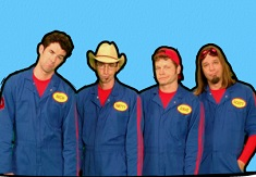 Imagination Movers the Missing Scribly