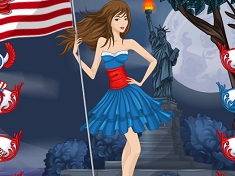 Independence Day Dress Up