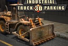 Industrial Truck 3D Parking