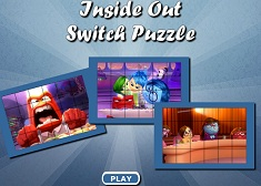 Inside Out Switch Puzzle