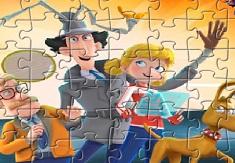 Inspector Gadget Puzzle 3
