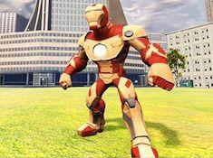 Iron Man Infinity Puzzle