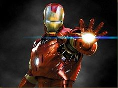 Iron Man Shooting Puzzle
