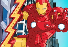 Iron Man Ultrons Rise