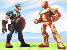 Iron Man vs Captain America…