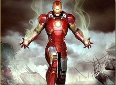Ironman Action Puzzle