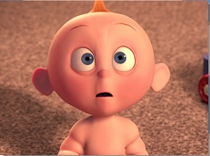 Jack Jack Angry Puzzle