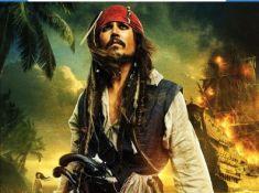Jack Sparrow Burning Ship Puzzle