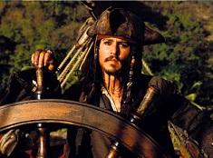 Jack Sparrow Rudder Puzzle