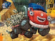 Jack Trucktown Jigsaw