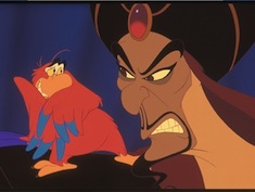 Jafar and Iago Puzzle