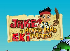 Jake and the Neverland Pirates Ski