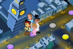 Jogo Jake and the Neverland Pirates Story Quest Online Gratis