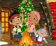 Jake and The Pirates Christmas
