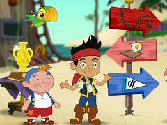 Jake and the Pirates  Neverland Games