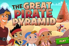 Jake and the Pirates The Great Pirate Pyramid
