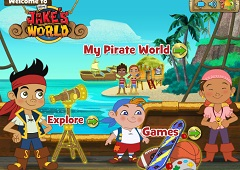 Jake and the Pirates World