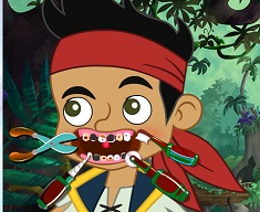 Jake Pirate  Dentist
