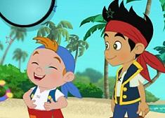 Jake the Pirate Hidden Stars