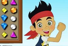 Jake the Pirate Treasure Crush