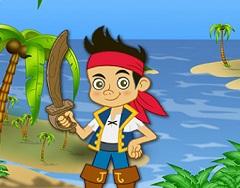 Jake The Pirate Tresor