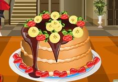 Jam Pancake Decoration
