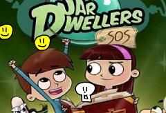 Jar Dwellers SOS Emoticons