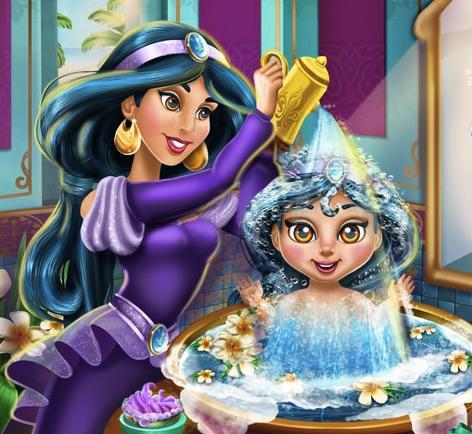 Jasmine Baby Wash