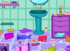 Jasmine Bathroom Cleaning
