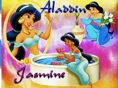 Jasmine Collage Puzzle