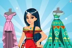 Jasmine Prom Dress Design