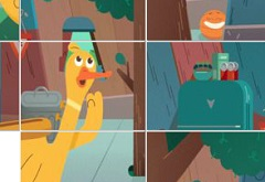 Jazz Duck Puzzle