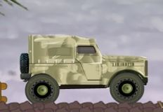 Jeep Military Trial