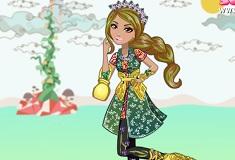 Jillian Beanstalk Dress Up