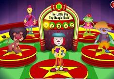 Jojo circus games games kids online