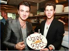 Jonas Brothers Birthday Puzzle