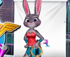 Judy Super Hero and Style