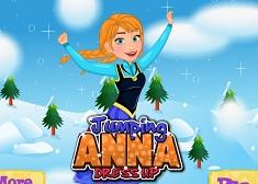 Jumping Anna Dress Up