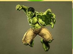Jumping Hulk Puzzle