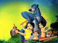 Jungle Book Friends Puzzle
