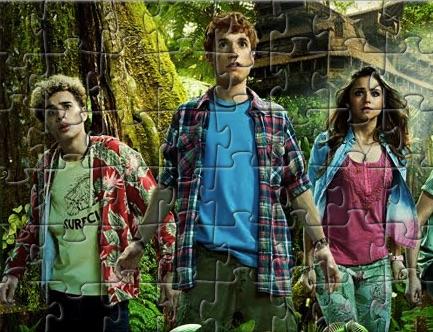 Jungle Nest Puzzle