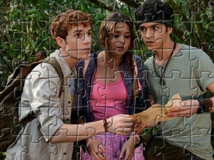 Jungle Nest Puzzle 2