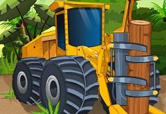 Jungle Woods Cutter
