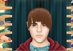 Justin Bieber Funny Hairstyles
